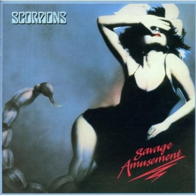 Scorpions Savage Amusement Vinyl