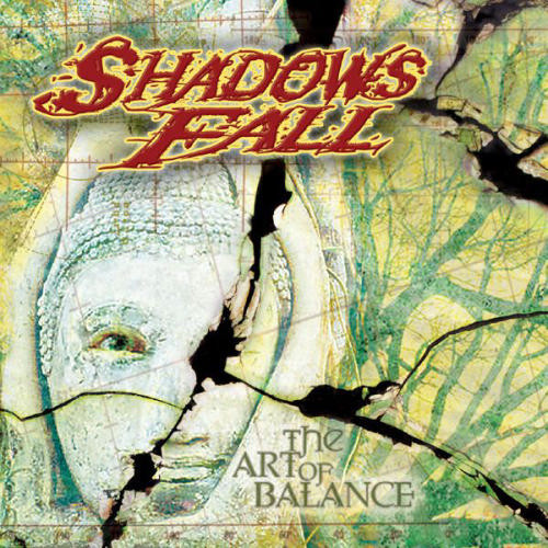 Shadows Fall The Art Of Balance CD