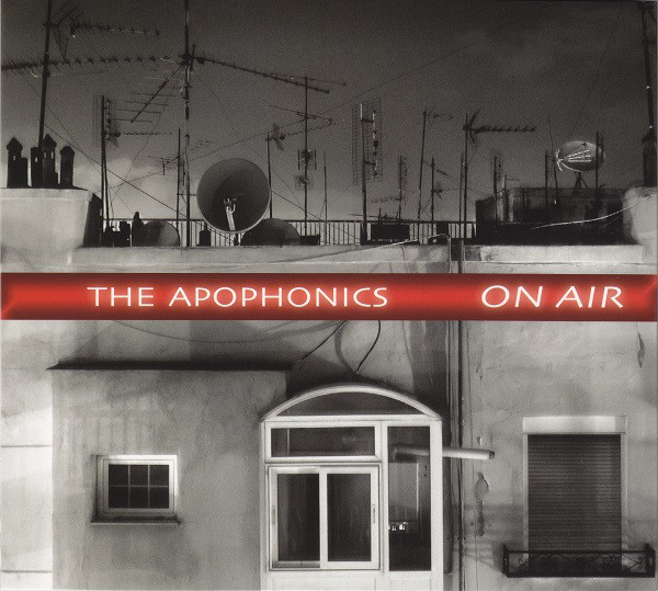 The Apophonics On Air Vinyl