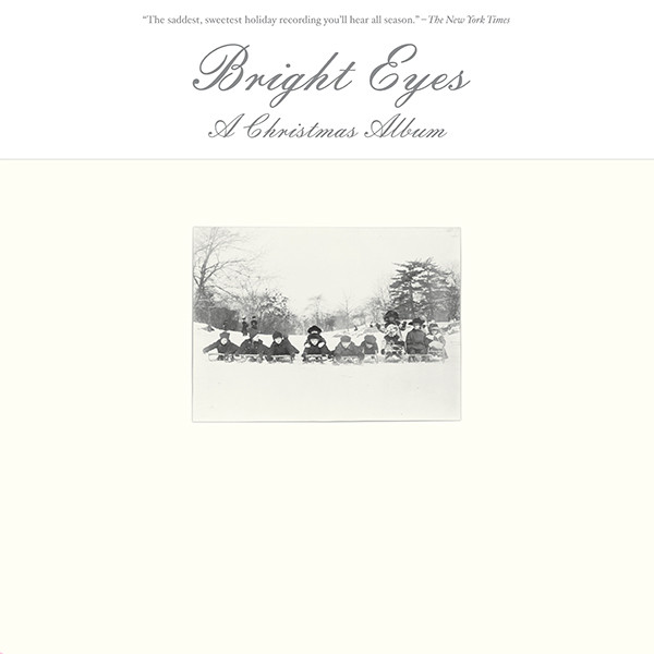 Bright Eyes A Christmas Album Vinyl