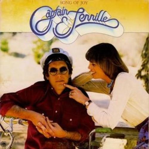 Captain & Tennille Song Of Joy Vinyl