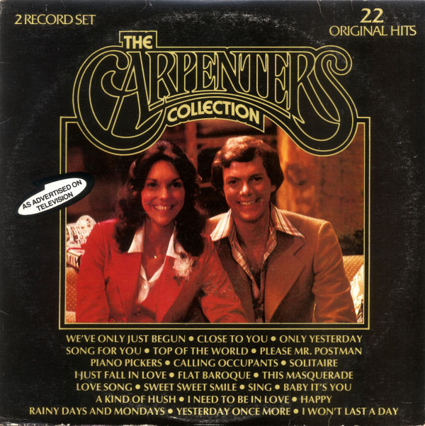 Carpenters The Carpenters Collection