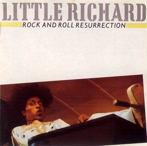Little Richard Rock And Roll Resurrection Vinyl