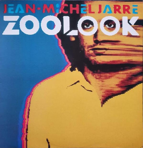 Jean-Michel Jarre Zoolook Vinyl