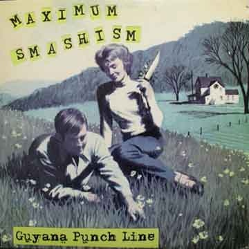 Maximum Smashism Guyana Punch Line
