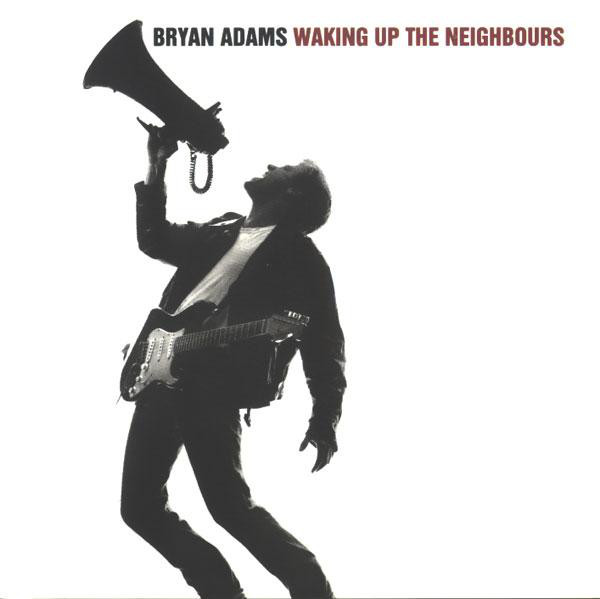Adams, Bryan Waking Up The Neighbours CD
