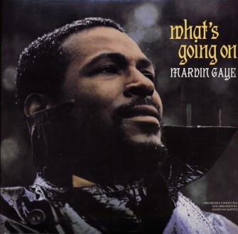 Gaye, Marvin What's Going On Vinyl