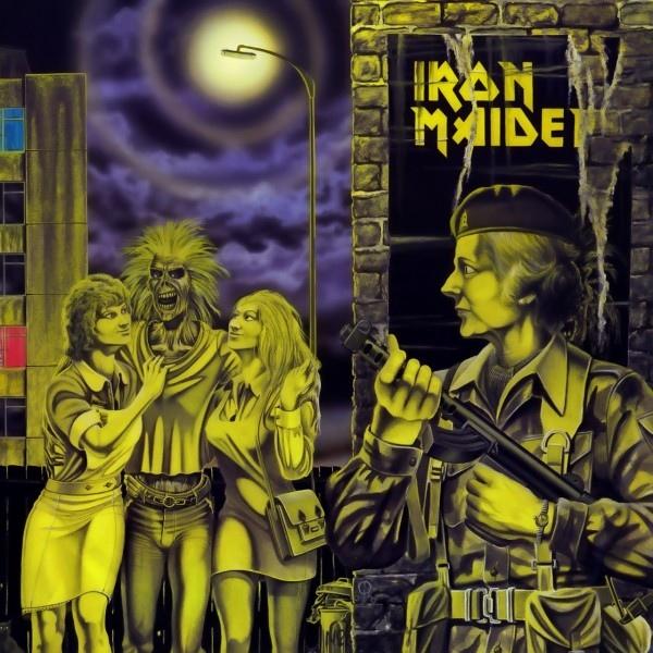 Iron Maiden Women In Uniform Vinyl