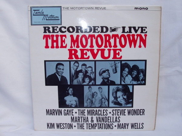 Various - Recorded Live The Motortown Revue