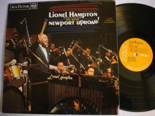 Lionel Hampton And His All-Star Alumni Big Band Newport Uproar! Vinyl
