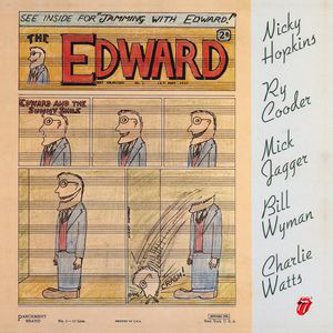 Nicky Hopkins, Ry Cooder, Mick Jagger, Bill Wyman, Charlie Watts Jamming With Edward CD
