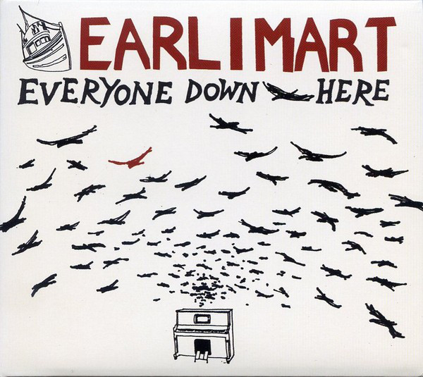 Earlimart Everyone Down Here Vinyl