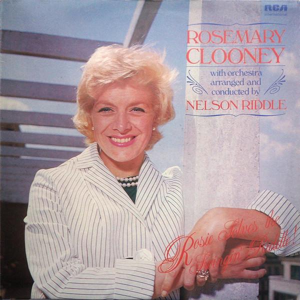 Clooney, Rosemary Rosie Solves The Swingin' Riddle! Vinyl