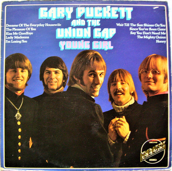 Gary Puckett And The Union Gap Young Girl Vinyl