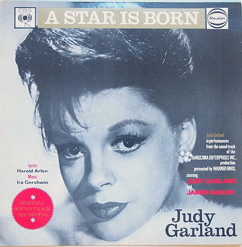 Garland, Judy A Star Is Born Vinyl