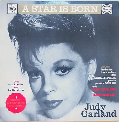 Garland, Judy A Star Is Born Vinyl