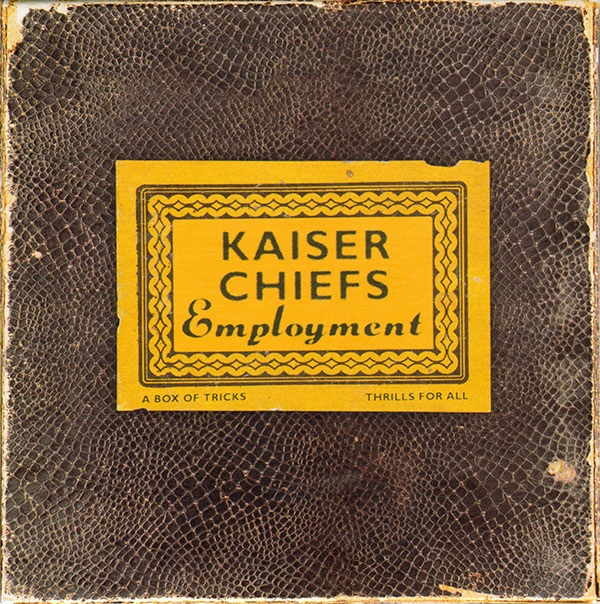 Kaiser Chiefs Employment CD