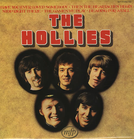 The Hollies The Hollies Vinyl