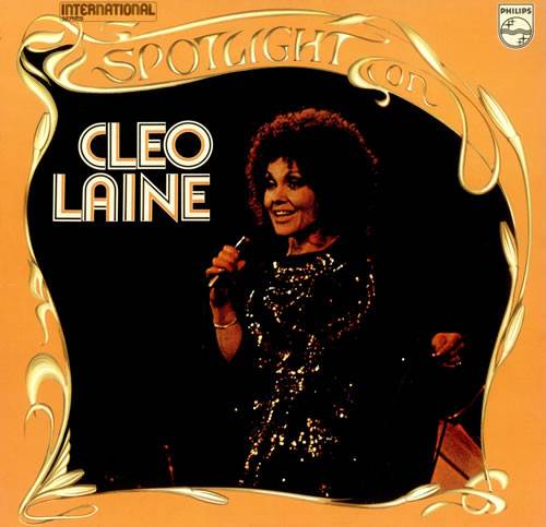 Laine, Cleo Spotlight On Vinyl
