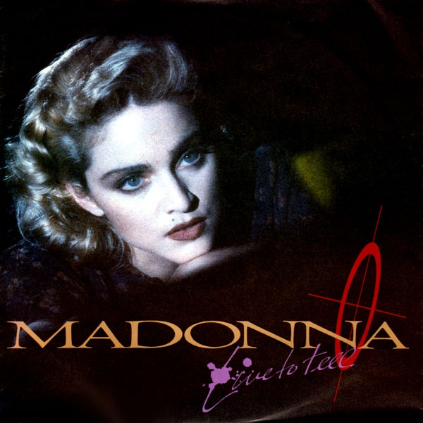 Madonna Live To Tell