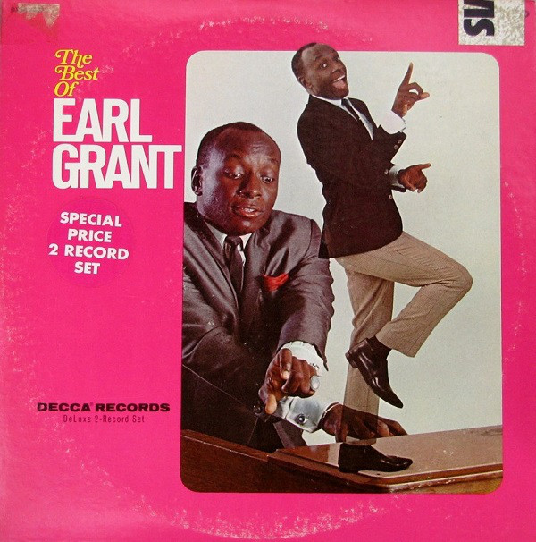 Grant, Earl The Best Of Earl Grant