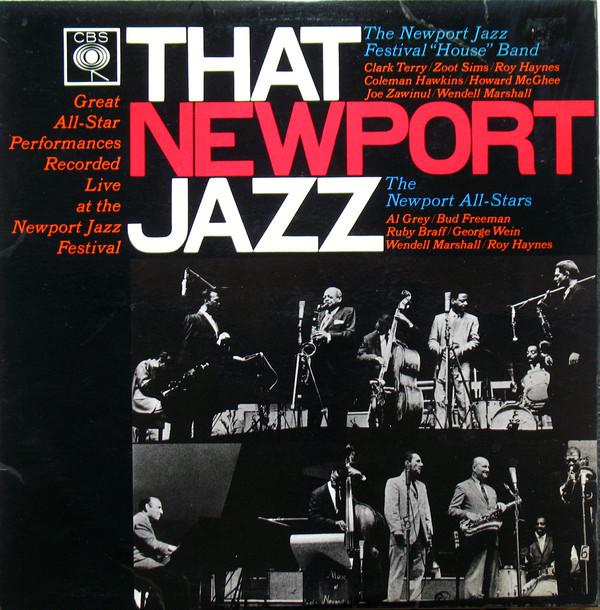 Various That Newport Jazz