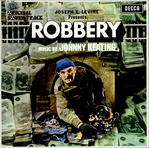 Johnny Keating  Robbery (Original Sound Track)
