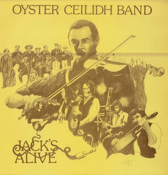 Oyster Ceilidh Band Jack's Alive Vinyl