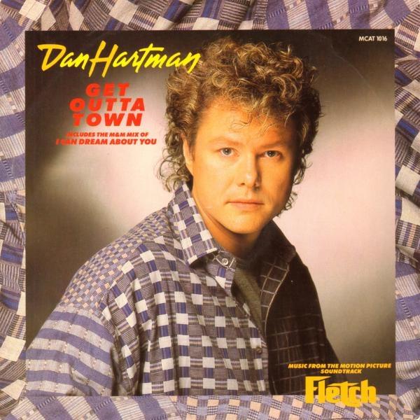 Hartman, Dan Get Outta Town Vinyl