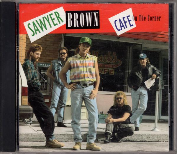 Sawyer Brown Cafe On The Corner Vinyl