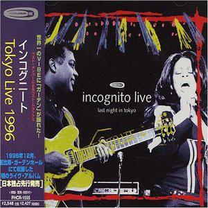 Incognito Last Night In Tokyo - Live