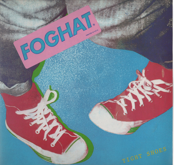 Foghat Tight Shoes Vinyl