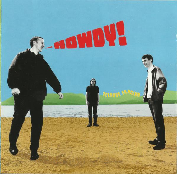 Teenage Fanclub Howdy CD