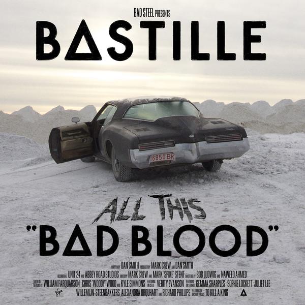 Bastille All This Bad Blood