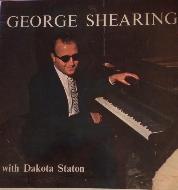 Shearing, George George Shearing With Dakota Staton Vinyl