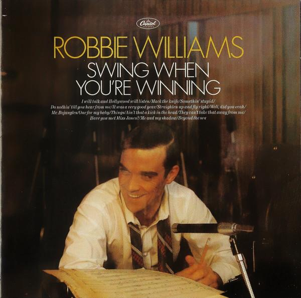 Williams, Robbie Swing When You're Winning CD