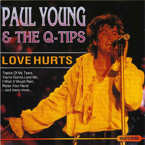 Young, Paul & The Q-Tips Love Hurts CD