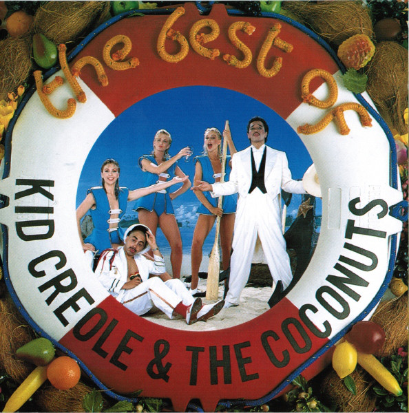 Kid Creole & The Coconuts The Best Of Kid Creole & The Coconuts Vinyl
