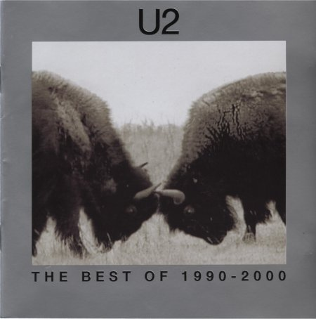 U2 The Best of 1990-2000 & B-sides CD