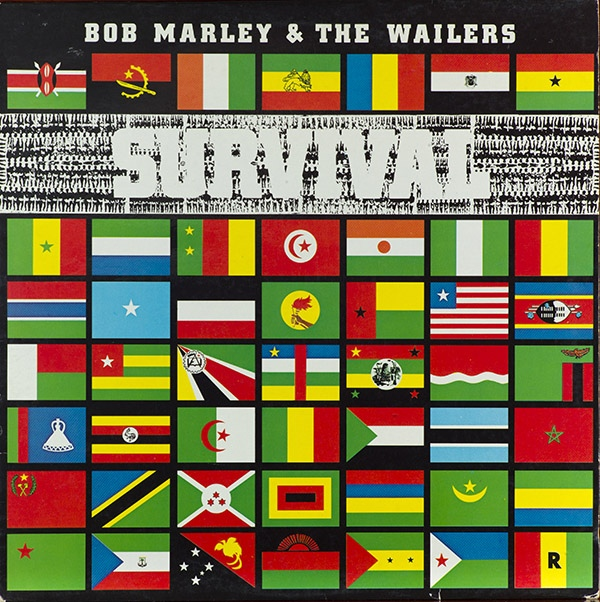 Marley, Bob & The Wailers Survival