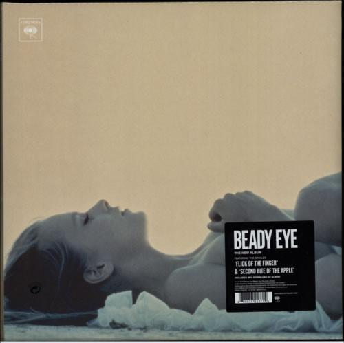 Beady Eye Be