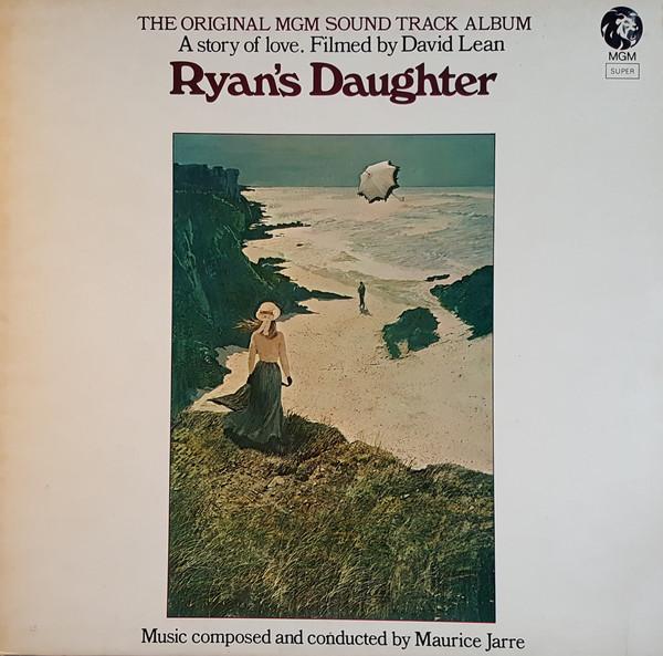Jarre, Maurice / Original Soundtrack Ryan's Daughter Vinyl