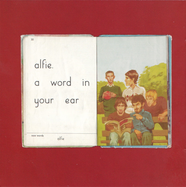 Alfie A Word In Your Year CD