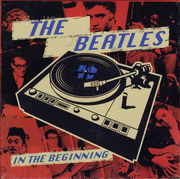 The Beatles In The Beginning