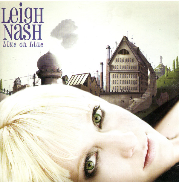 Nash, Leigh Blue On Blue CD
