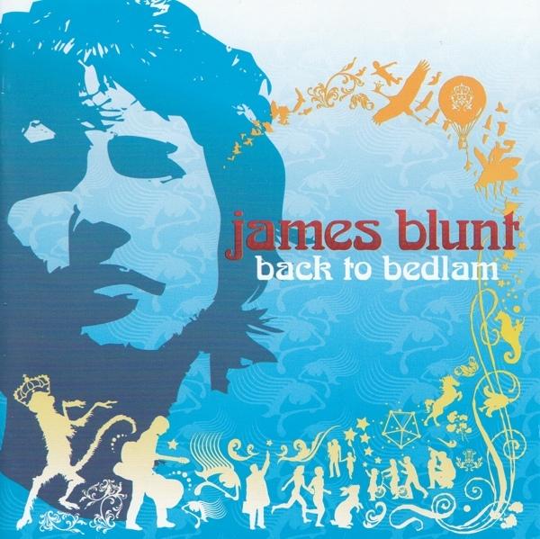 Blunt, James Back to Bedlam CD