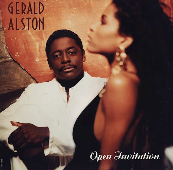 Alston, Gerald Open Invitation Vinyl