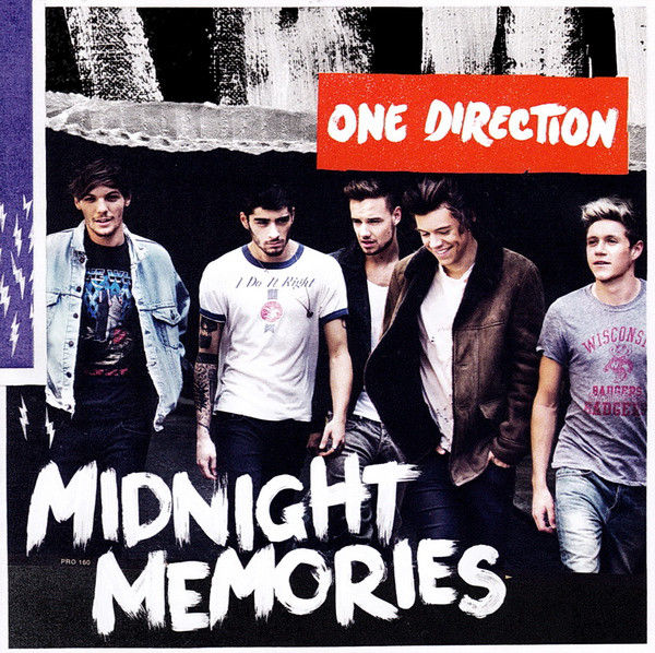 One Dirtection Midnight Memories