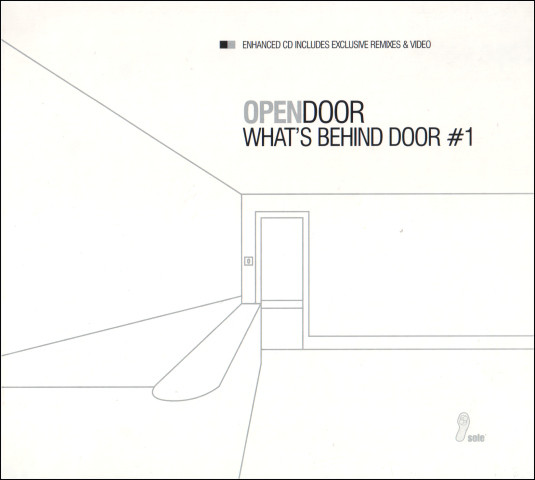 Open Door What's Behind Door #1 CD