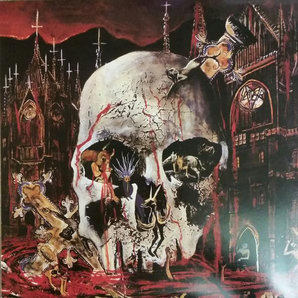 Slayer South Of Heaven Vinyl